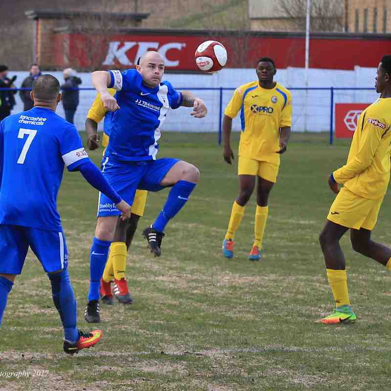 Glossop North End v Radcliffe Borough (18.2.17)