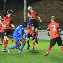 Lancs FA Trophy Semi-final - Radcliffe Boro v Clitheroe FC (15/3/17)