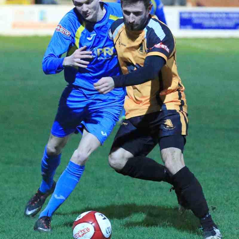 Radcliffe Borough v Ossett Albion (21/3/17)