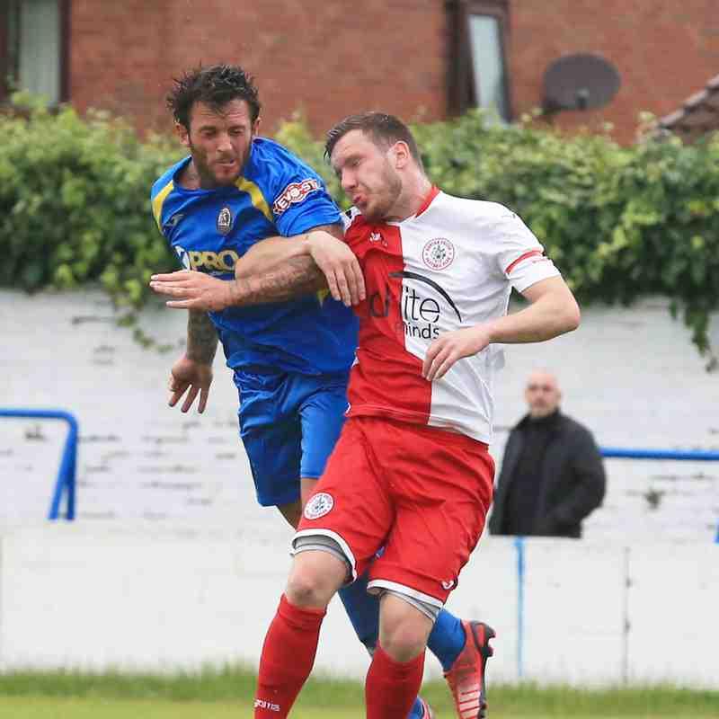 Preseason Friendly - Radcliffe FC v Ashton United