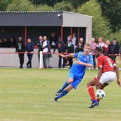 Preseason friendly - Prestwich Heyes v Radcliffe FC