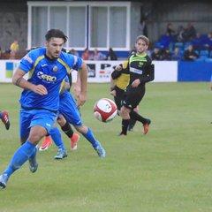 Radcliffe FC v Bury FC