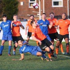 Radcliffe FC v Glossop NE (6/1/18)