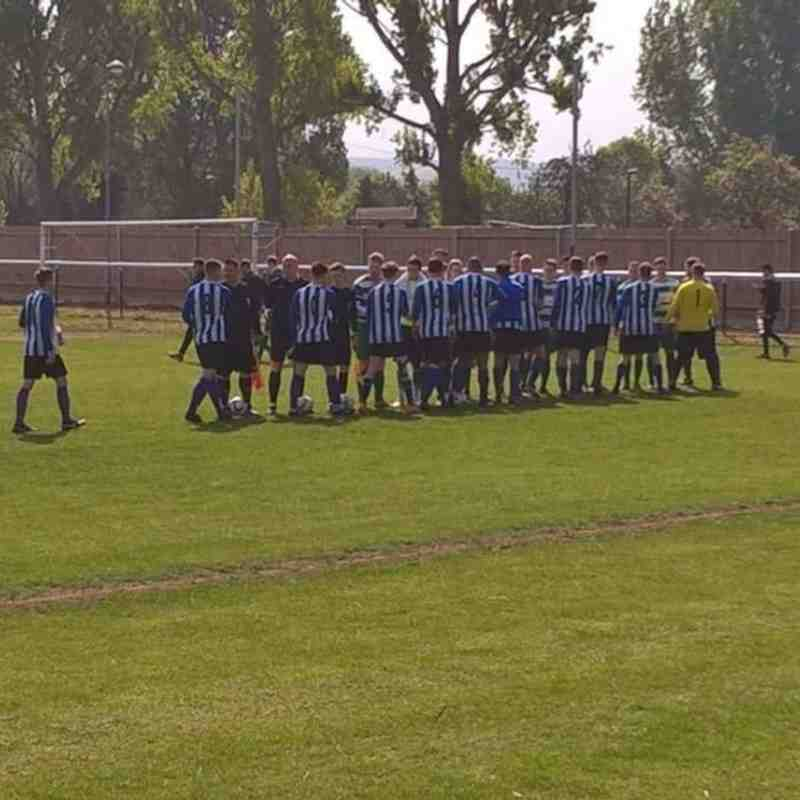 Bill Johnson Supplementary Cup Final -Buckingham Sunday B 0-1 Newport Pagnell Town (07-05-2017)