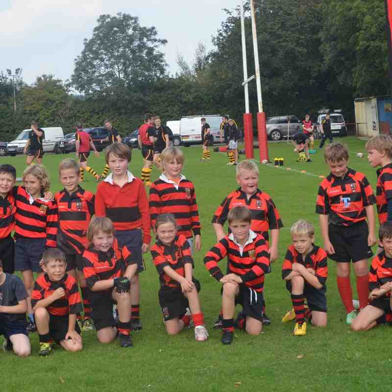 Old Reds Juniors Super Saturday 19th Sept 2015