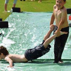 Junior 'Fun Sports Day' June 2016