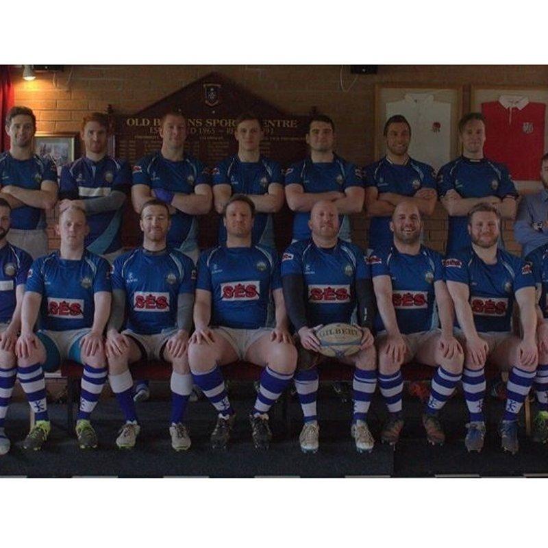 1st XV lose to Congleton 17 - 24