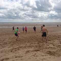Pre Season Beach Training