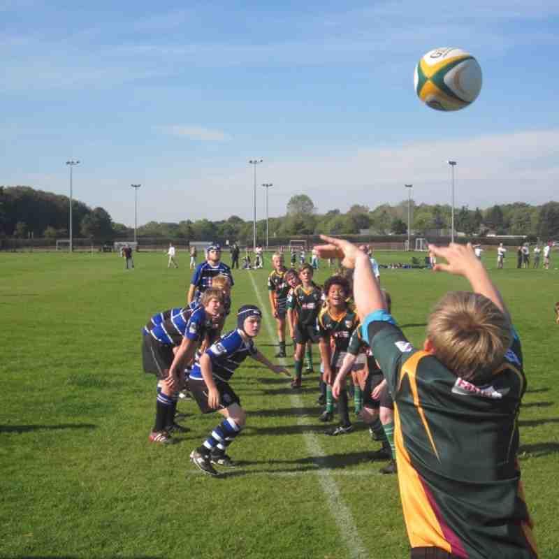 v Bath Rugby BJC 1st Round