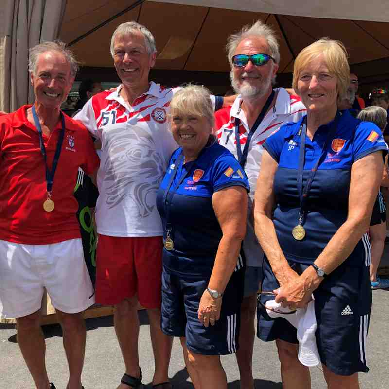 BHC - England Masters 2018