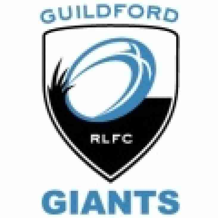 Guildford Reserves Begin With Win