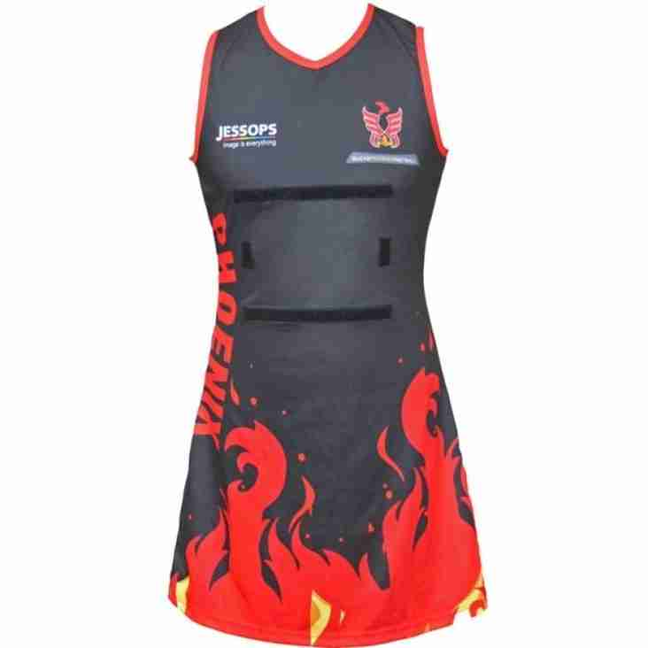 New Netball Dresses Have Arrived