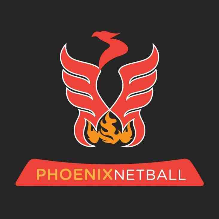 Bucks Phoenix Netball Club joins Pitchero!