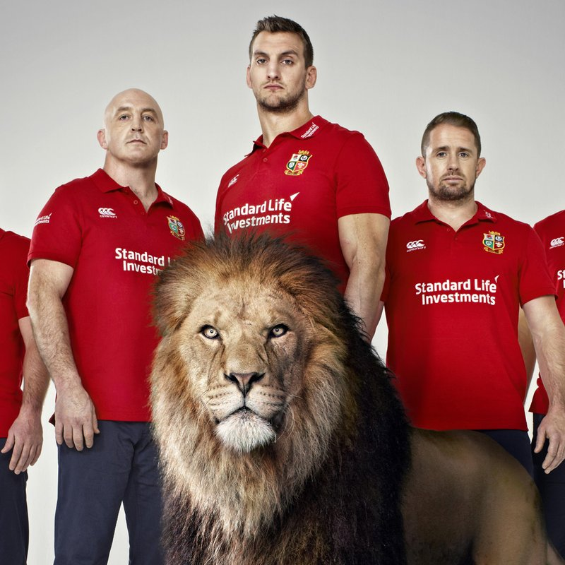 LIONS SQUAD SELECTION BLIND SWEEPSTAKE
