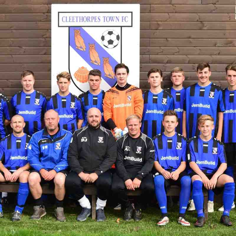 Clee Town A v Louth Reserves 08/09/16