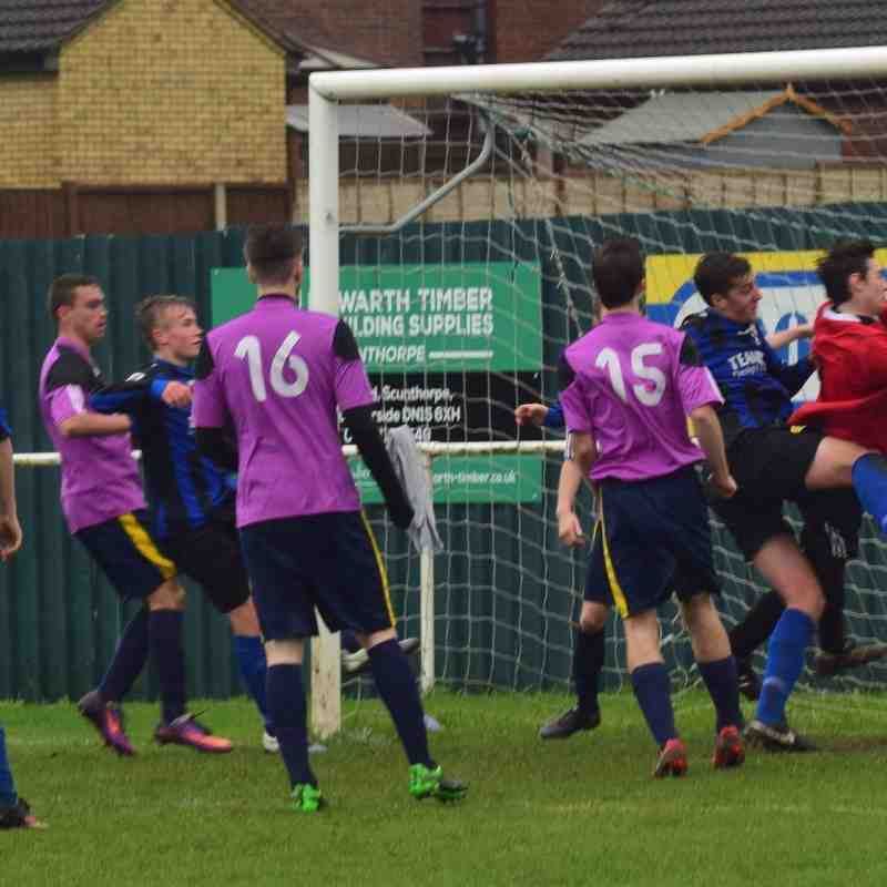 Clee Town A v Bottesford Away (cup)