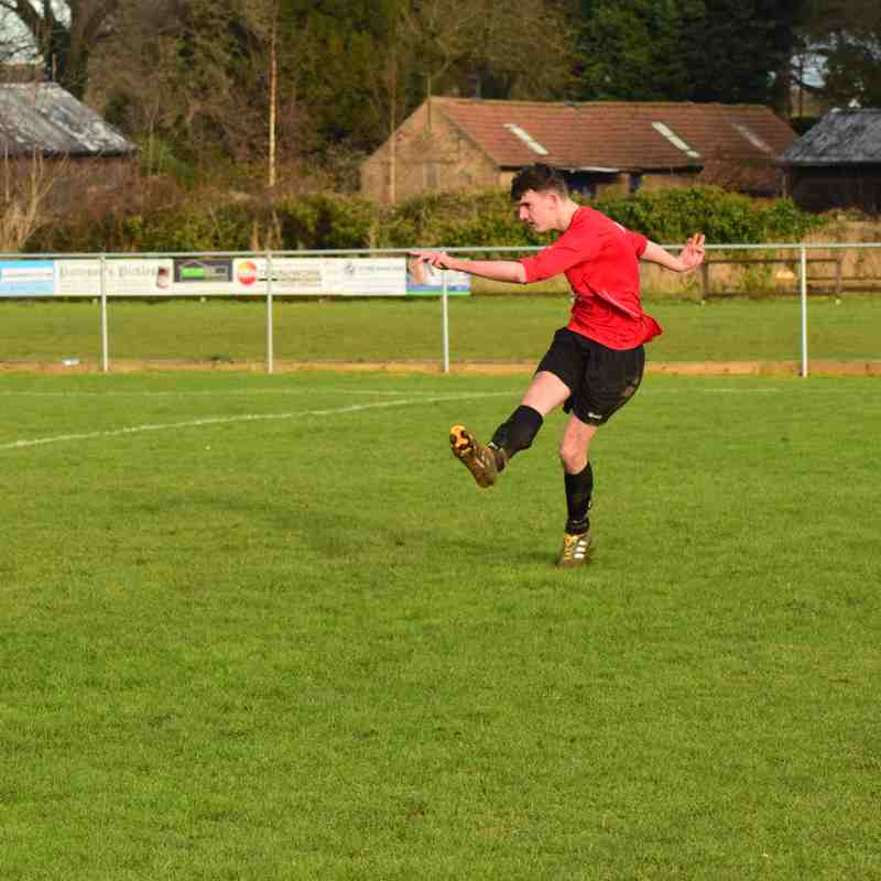 Clee Town (sun) v Clee Town (sat)