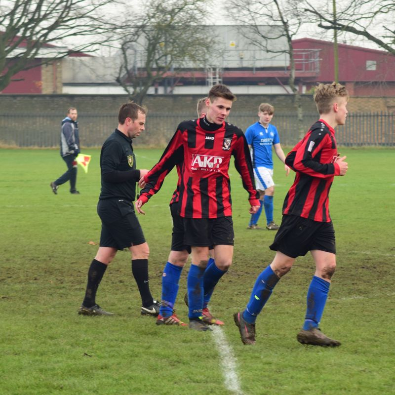 Under 18's: Make it to the Cup Final