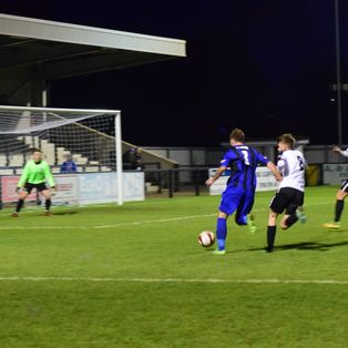 Corby Town 1 Cleethorpes Town 1