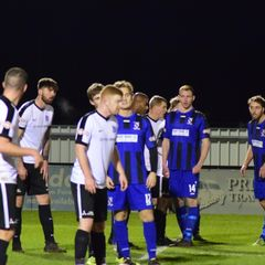 Corby Town v Clee Town