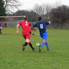 Clee Town U18s v Appleby Frodingham