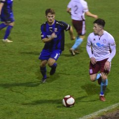 Clee Town v South Shields