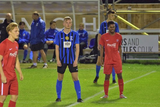 Clee Town U18s v APFC Youth FA Youth cup