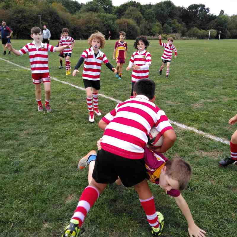 Under 9s - Finchley