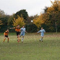 Beeston AFC v Awsworth Villa 16th November