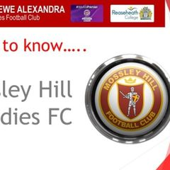 Get to know...Mossley Hill Ladies FC