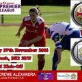 1st Team Match Preview - Chester Le Street Town Ladies (A)