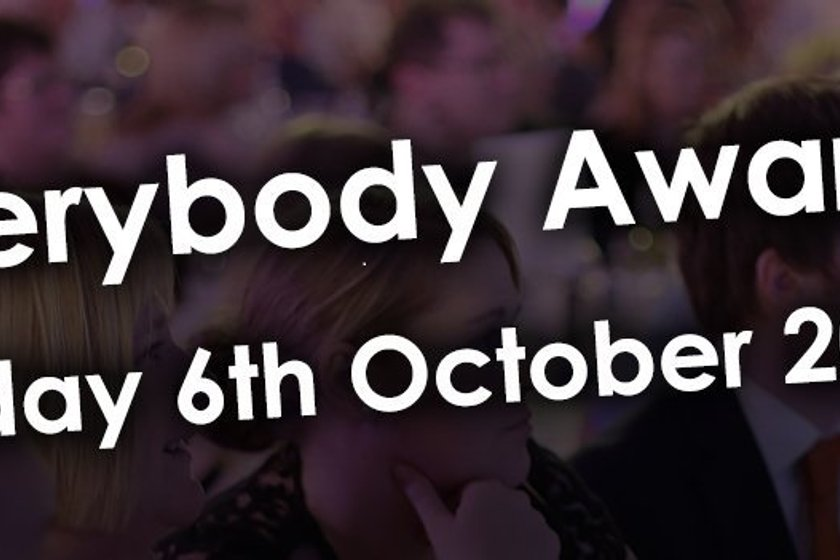 Everybody Awards 2017 Nominations Open