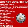 Under 18's To Entertain Sandbach United In Opening Game