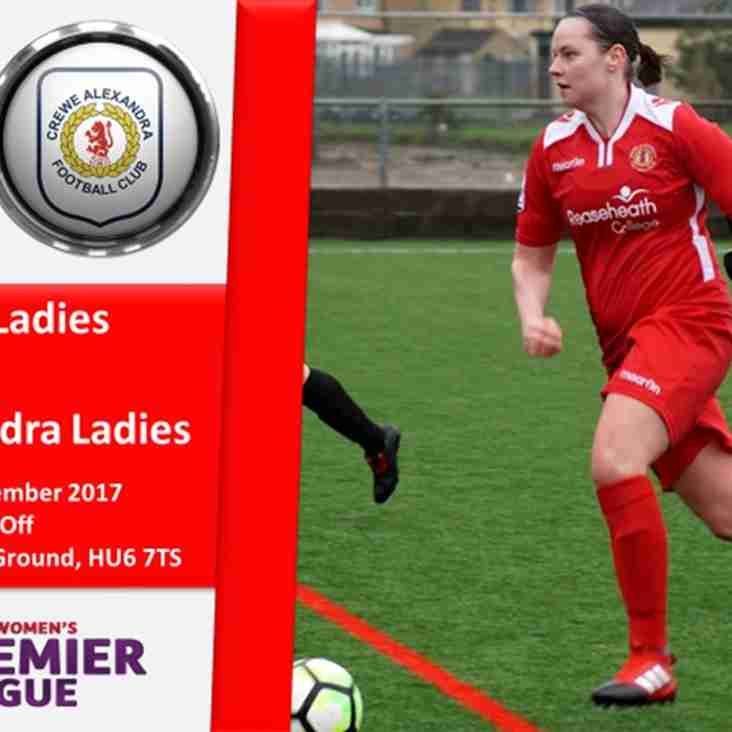 CALFC Head To Hull For First League Away Game