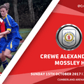 CALFC Return To League Action As Mossley Hill Visit The Cumberland