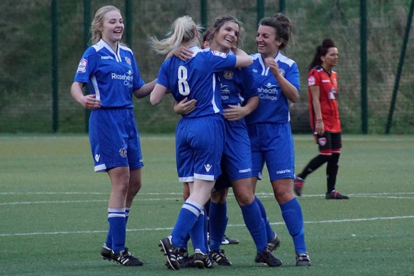 CALFC Beat Morecambe In Excellent Away Performance