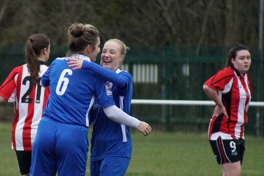 CALFC Through To Semi-Finals Of Cheshire FA Ladies Cup