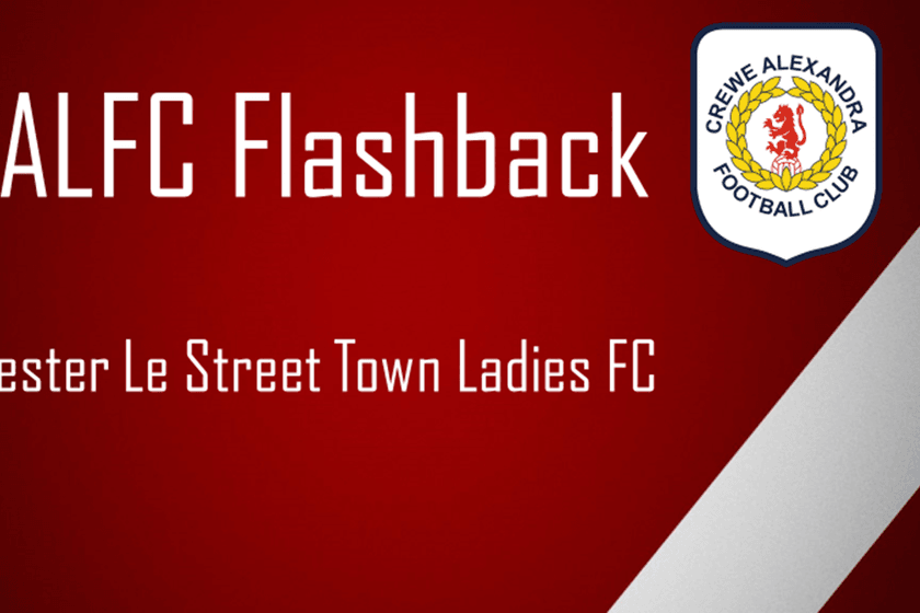 FLASHBACK | Chester Le Street Town Ladies FC