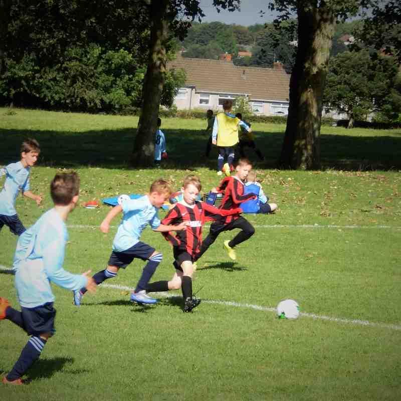 Bradley Stoke United FC vs Nicholas Wanderers