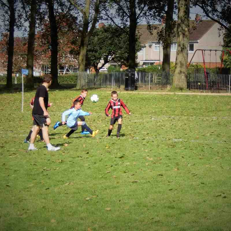 Nicholas Wanderers 2nd game