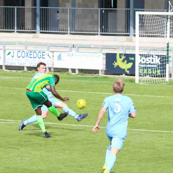 Five star Mead see off the Hornets