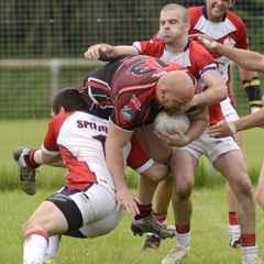 Swindon lose in hard fought encounter