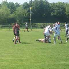 St George fight to the end against a tough opposition