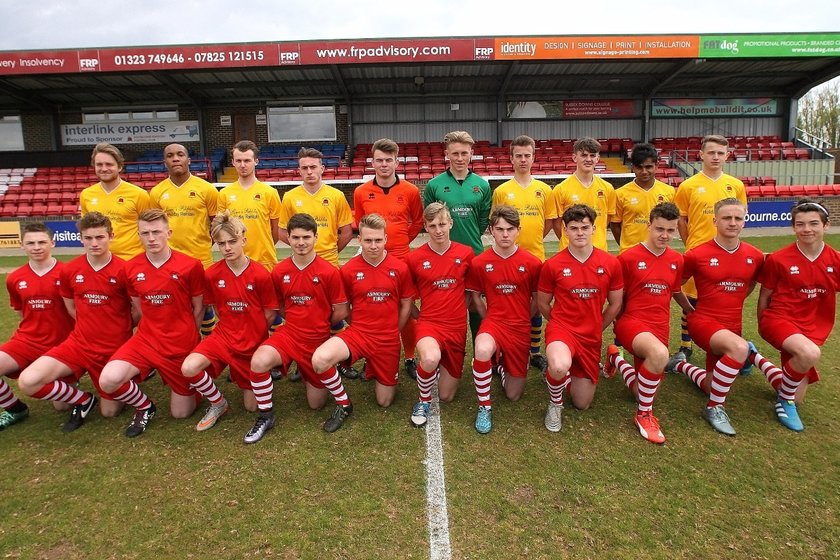 EBFC Academy lose to Bromley Reds 0 - 2