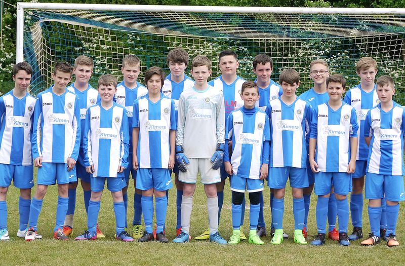 Oldland Abbotonians Blues U16s 2018 19