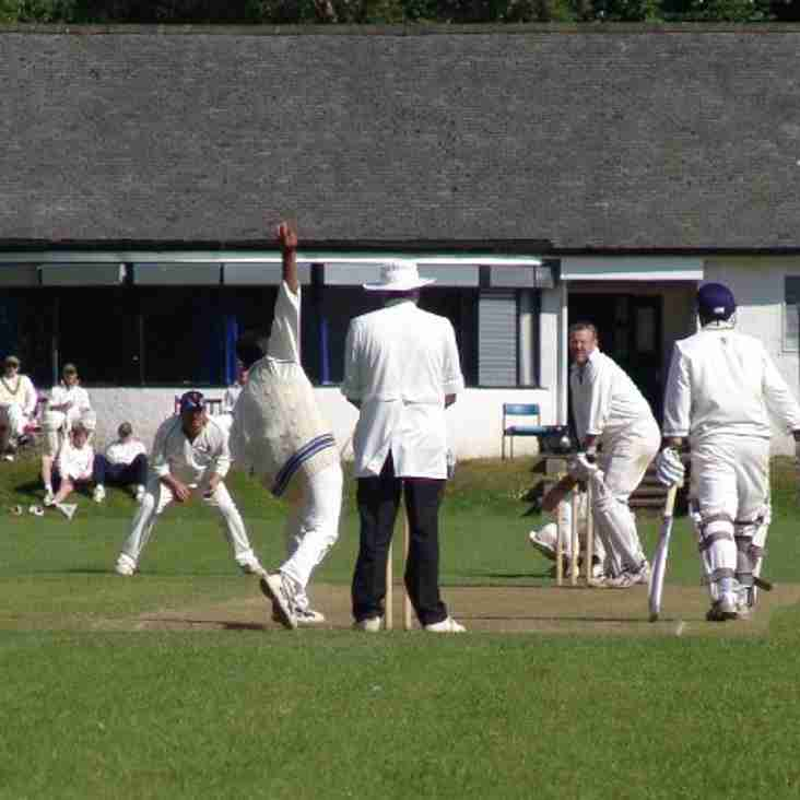 Weirs go down to Defeat Against Stirling County