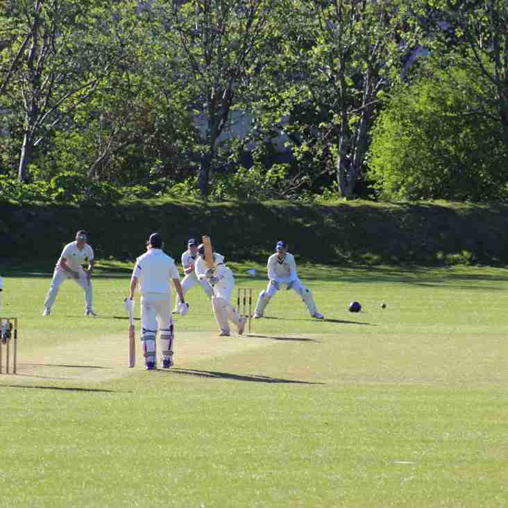 Fine Win For Weirs Against Stirling County
