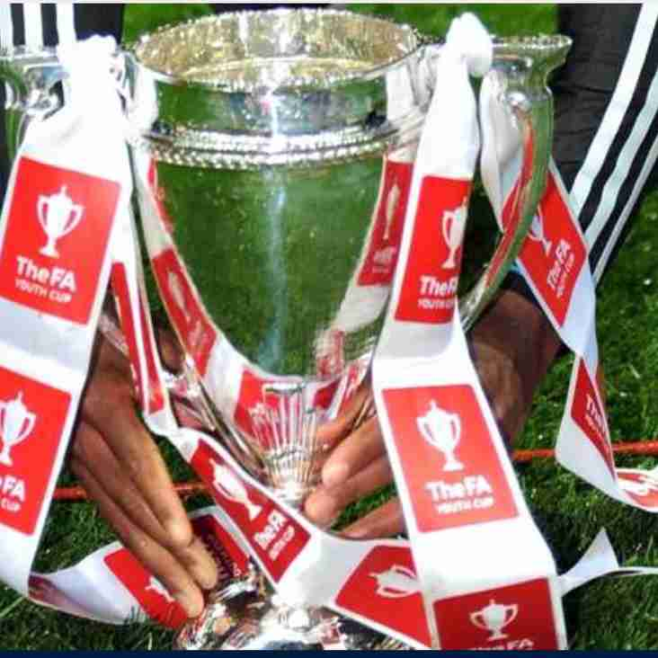 U18s in FA Youth Cup victory over Corinthian