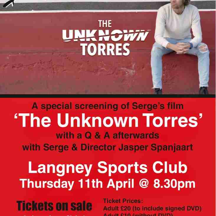 'The Unknown Torres'