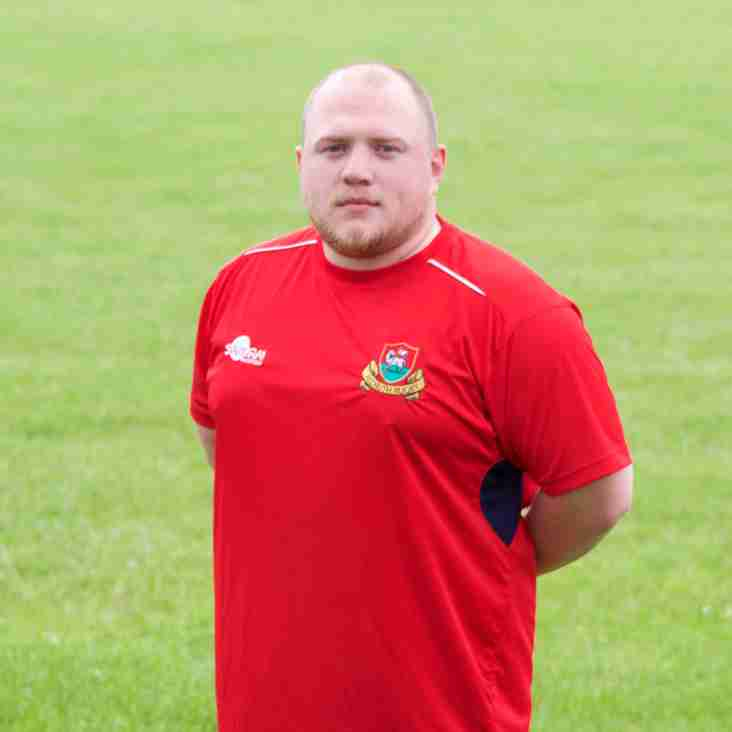 Redruth Forwards Coach Gareth Tedstones reaction to the draw with Bury St.Edmunds